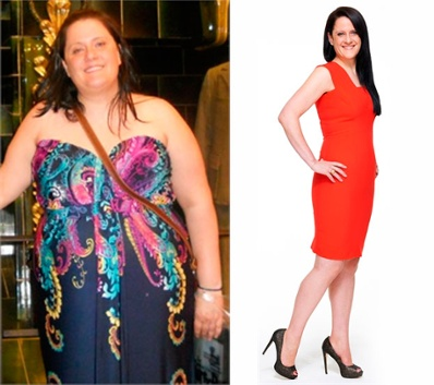 Testimonal de Cambridge Weight Plan
