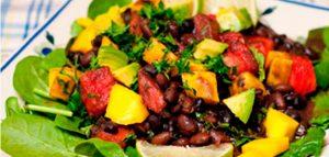 Prepara esta ensalada de aguacate saludable