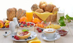 Desayunar puede ayudarte a bajar de peso