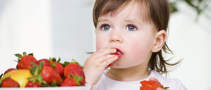 Principios básicos de nutrición infantil