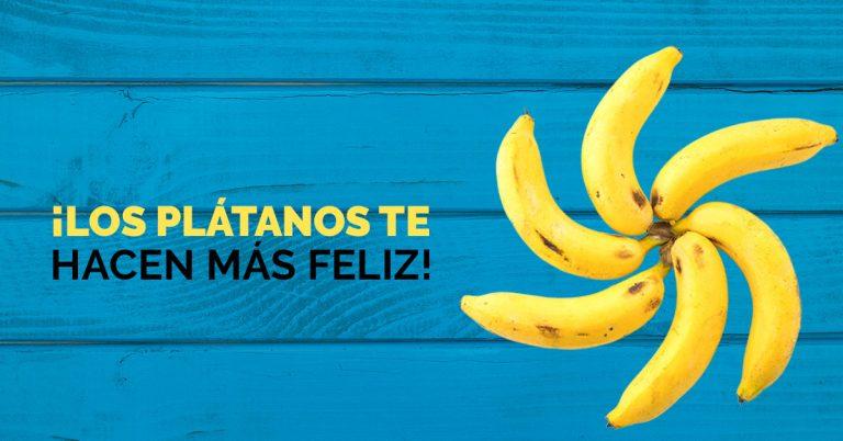 Beneficios de los plátanos