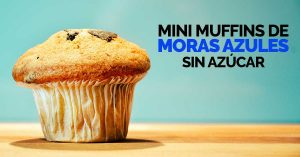 Muffins saludables