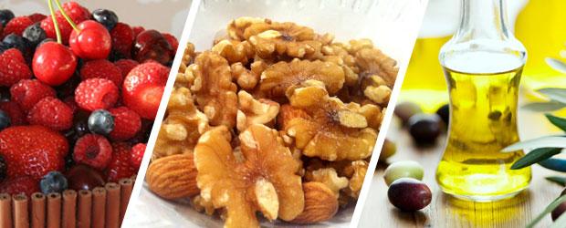 Consume estos alimentos para bajar el colesterol