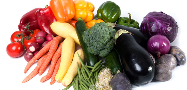 Implementa todos los colores en tus comidas