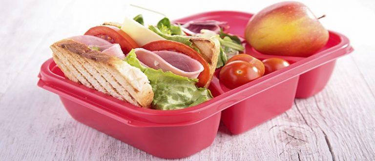 Ideas de comida para eventos escolares