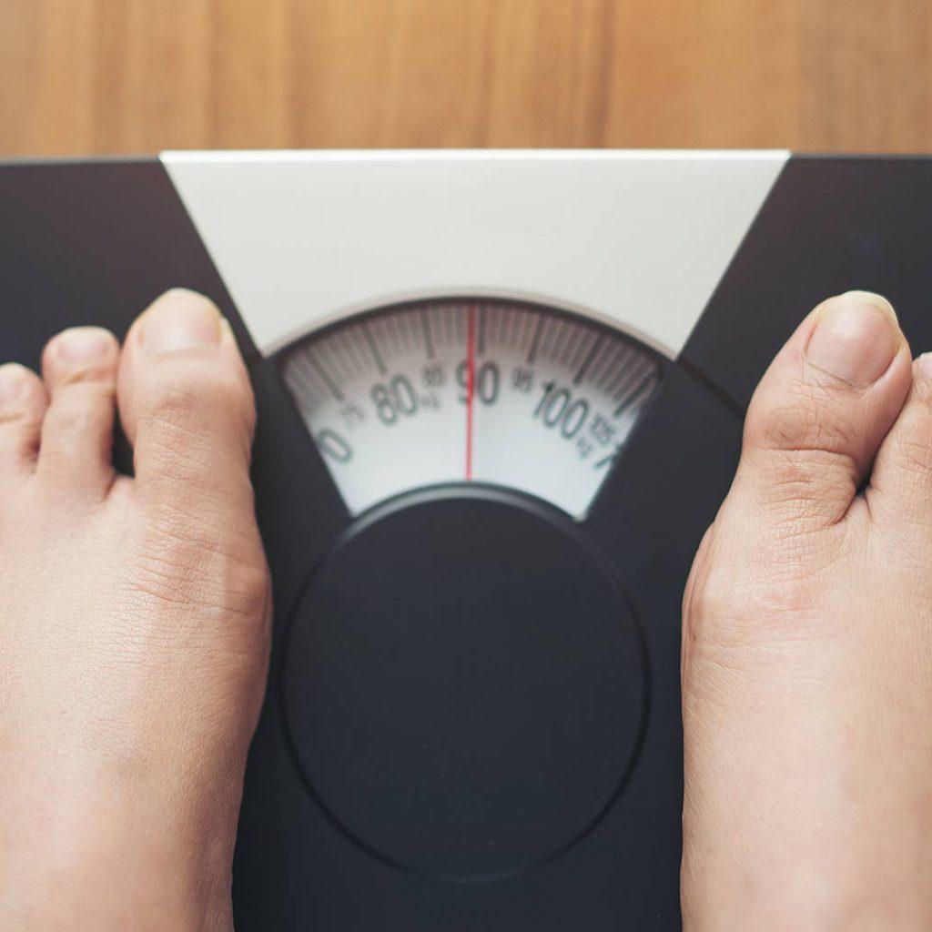 ¿Cómo bajar de peso rápidamente?