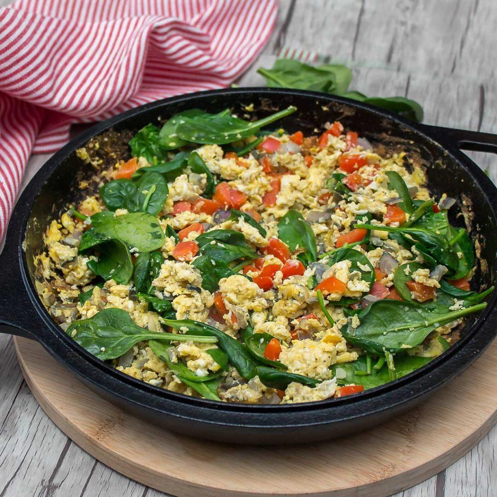 Consejos para perder peso desayunando huevos