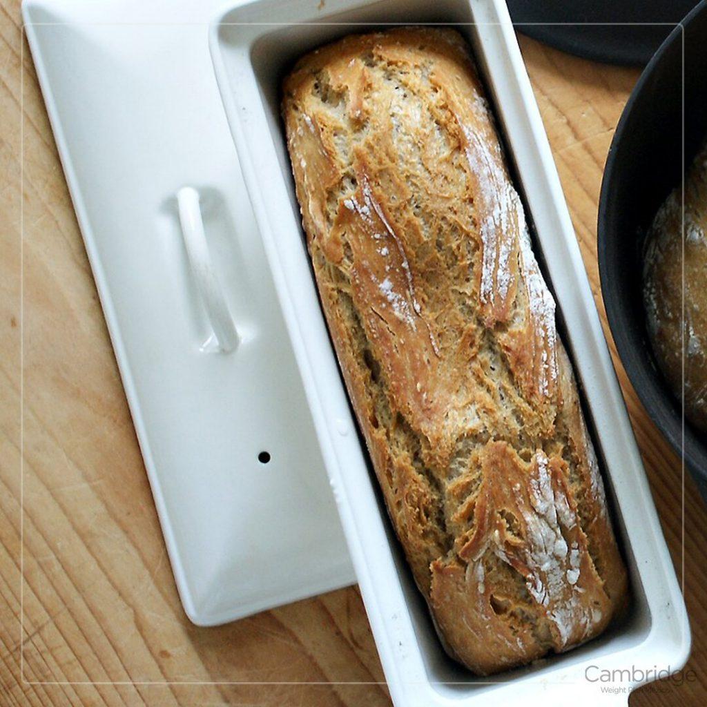 Cómo el pan me puede ayudar a bajar de peso