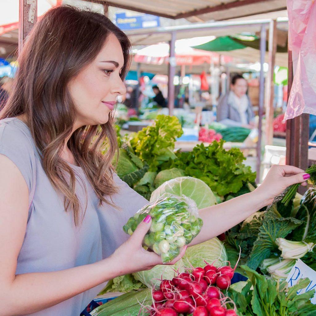 Verduras que me ayudan a bajar de peso